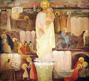 Marzo: verso la Pasqua