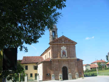 Il Beato Don Giacomo Alberione e San Lorenzo martire