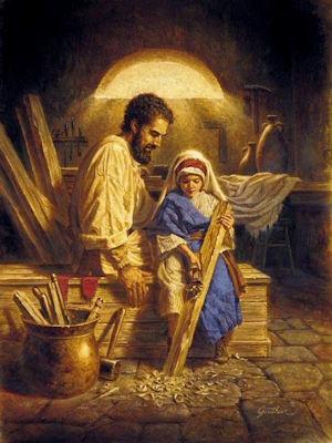 San Giuseppe nei Vangeli sinottici