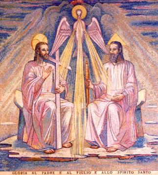 I due Misteri principali della Fede dei Cattolici