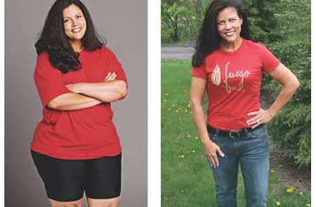 Come perdere il peso in 15-20 kg