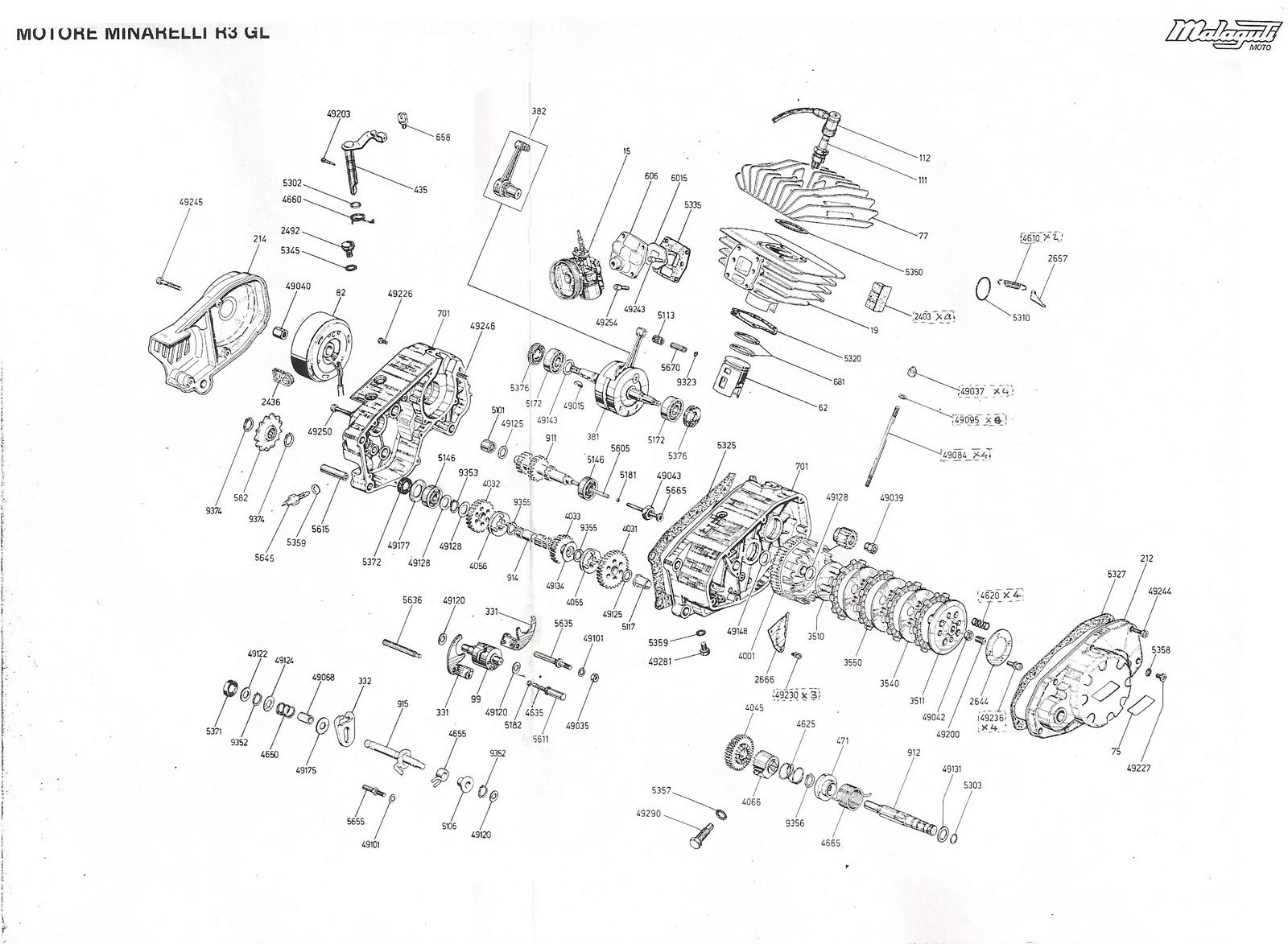 esplosi dei motori morini page 3