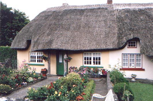 Il cielo d 39 irlanda itinerario di viaggio in 9 giorni for Cottage come case