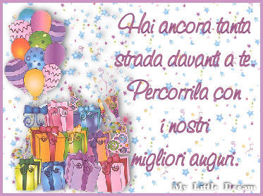 Compleanno. (55789 byte)