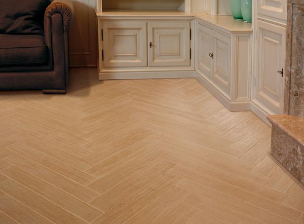 Piastrelle per pavimento listone effetto legno rovere - Piastrelle ceramica tipo parquet ...