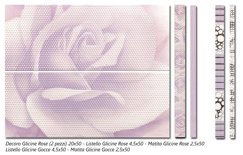 Piastrelle bagno lilla cheap spring lilla piastrelle per bagno with piastrelle bagno lilla - Piastrelle bagno rosa ...
