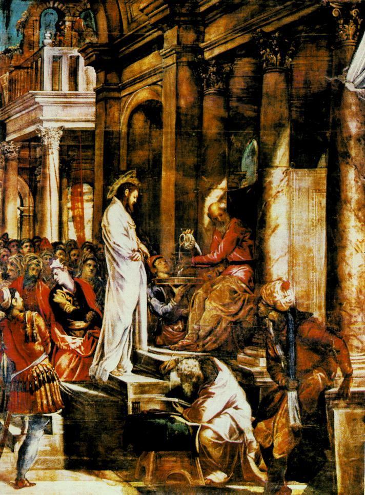 Scuola di San Rocco Tintoretto Scuola di San Rocco