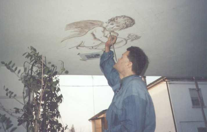 Amazing decorazione di interni esterni pittore decoratore - Decoratori d interni ...