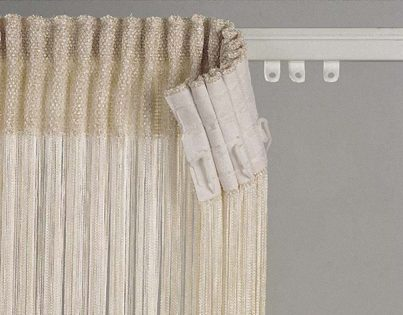 Decorfil yarn curtains junctions - Tende a pannello ikea ...