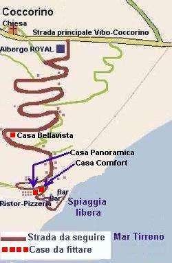Last Minute, Tropea, Capo Vaticano, Case Vacanze, Appartamenti, Ferie