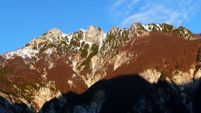 Traversata Val Resia - Val Venzonassa - Prealpi Giulie