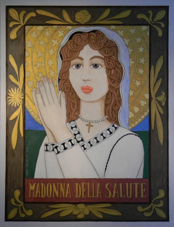 Madonna della salute ERICCO galleria d'arte di Enrico Del Rosso