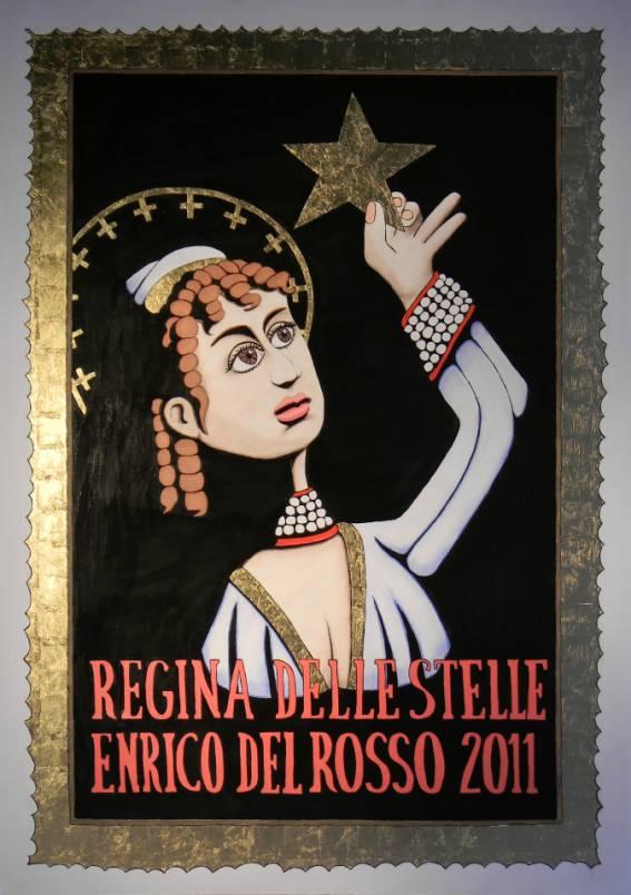 Regina delle stelle ERICCO galleria d'arte di Enrico Del Rosso