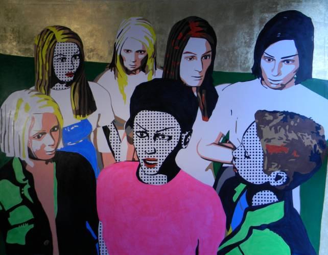 Gentis ERICCO COMUNICAZIONISMO galleria d'arte di Enrico Del Rosso