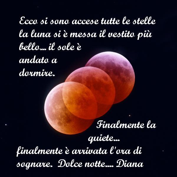 Buona Notte A Tutti Un Bacio Diana Su Solo Io