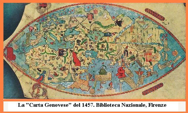 Cartina Geografica Antica.Storia Della Cartografia Antica