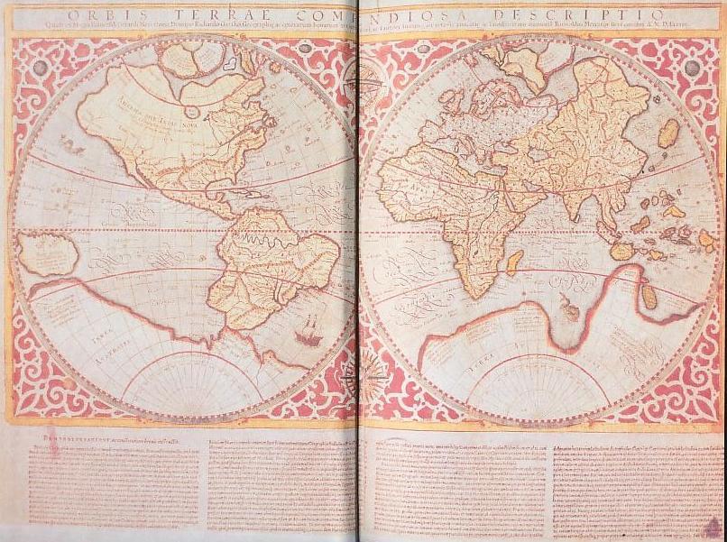 Storia Della Cartografia Antica