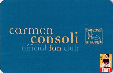 Fan club 2002 carmen consoli official fan club - Carmen consoli diversi ...