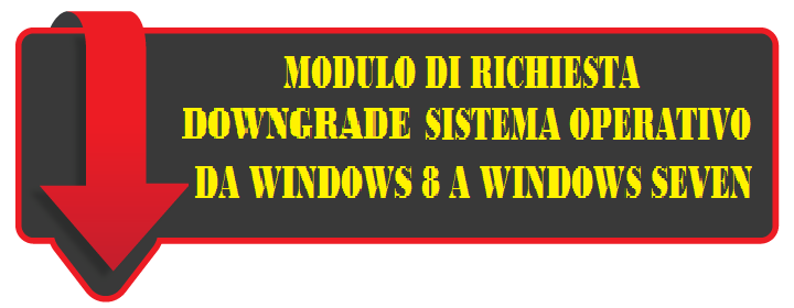 Downgrade da Win 8 a Win 7