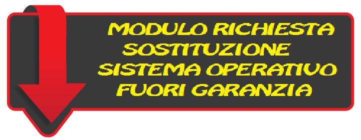 Sostituzione Sistema Operativo