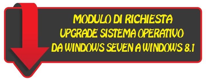 Upgrade da Win 7 a Win 8.1
