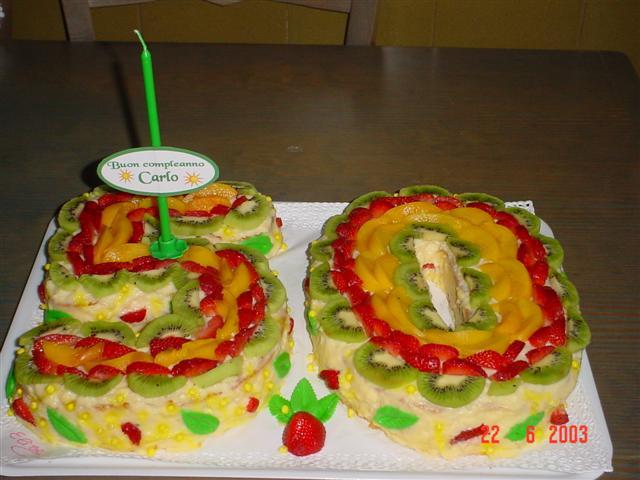 Torta Di 50 Compleanno