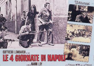 The Four Days of Naples (1962) - IMDb