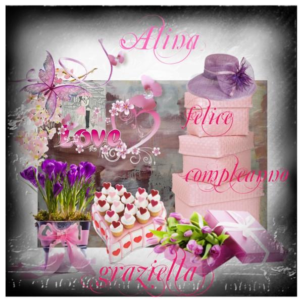 Buon Compleanno Alina Auguri Dal Cuore Su Fini La Comédie