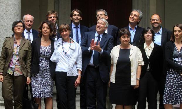 Giunta comunale di Milano 2011, sindaco Pisapia