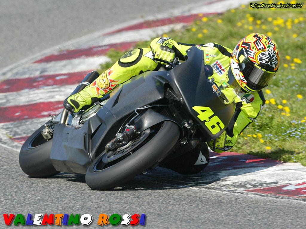 Valentino Rossi Web Site   Sfondi
