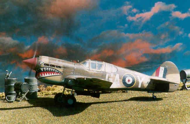 Aerei Da Caccia Americani Seconda Guerra Mondiale : Caccia inglese seconda guerra mondiale curtiss p e