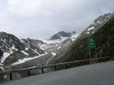 Sopra Solden, la Strada dei Ghiacciai (Gletscher Strasse)