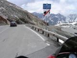 Strada dei Ghiacciai: fuori dal tunnel il punto più alto, a 2829 metri!