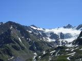Il Gavia offre sempre uno dei panorami più affscinanti delle Alpi