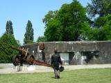 Markolsheim: anche qui sulla Maginot si è combattuto