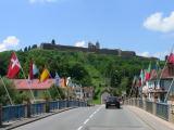 La cittadella fortificata di FortMidi
