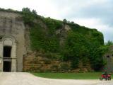 La cittadella fortificata al centro di Sedan