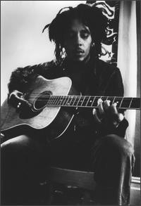 Bob Marley, the Tuff Gong