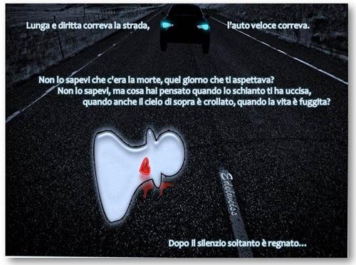 Cronache di asfalto di stragi di orrido