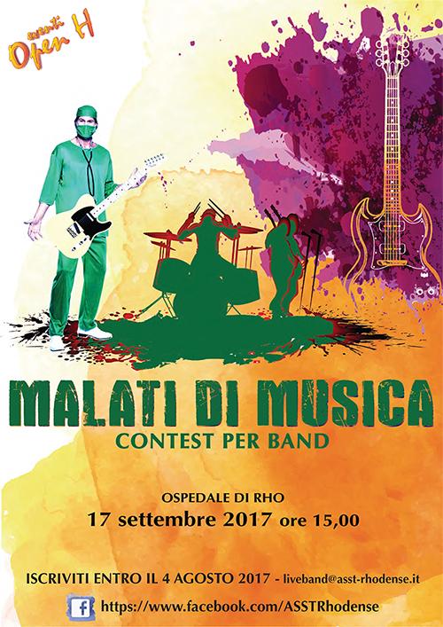 """2° Festival della Salute - """" MALATI DI MUSICA """""""