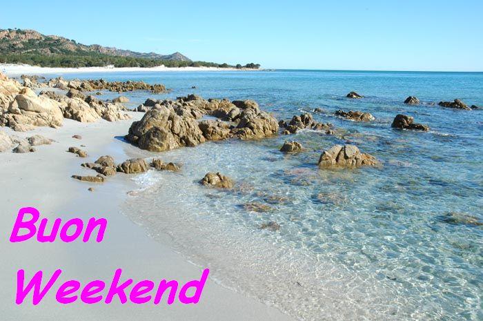 Super Buon Weekend su On An Island AQ69