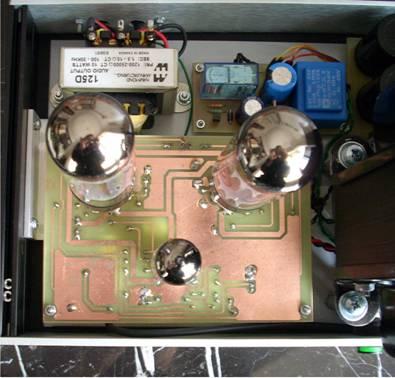 Schemi Elettrici Hi Fi : Amplificatore con el