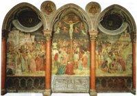 >>La crocifissione di Altichiero da Verona nella basilica di sant'Antonio a Padova