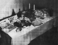 >>La tavola apparecchiata per il Séder