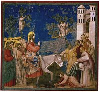 >>L'ingresso di Gesù a Gerusalemme