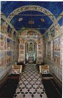>>La cappella degli Scrovegni a Padova