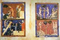 >>La creazione della donna, il peccato originale e la costruzione dell'arca di Noè