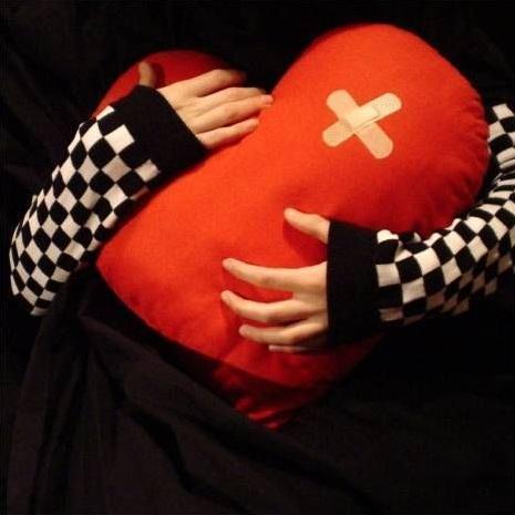 cuore cerotto