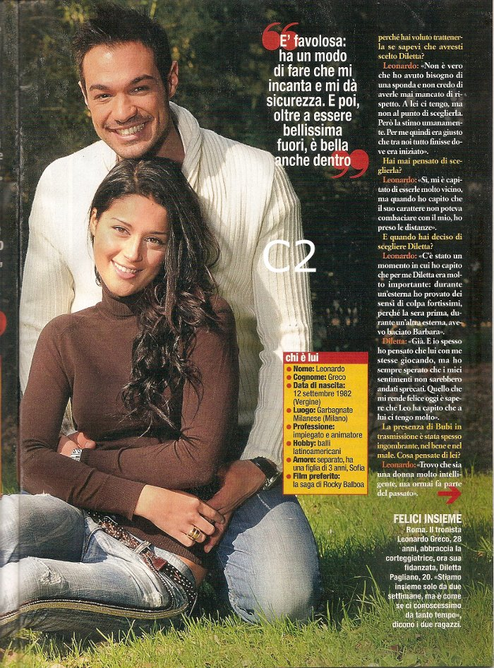Leo e Diletta 2