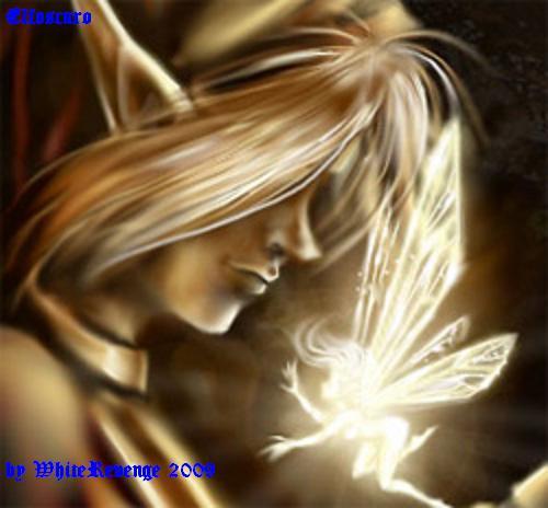 bacio elfico